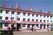 榆林市横山县医院体检中心